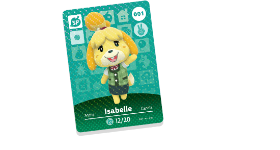 animal crossing amiibo cards and amiibo figures official site