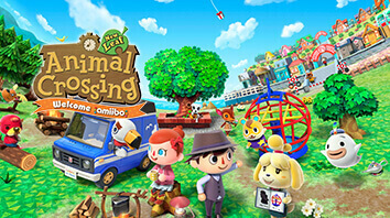 Image of: Android Featured Animal Crossing Games Microsoft The Official Home For Animal Crossing Home