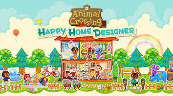 The official home for Animal Crossing - Home