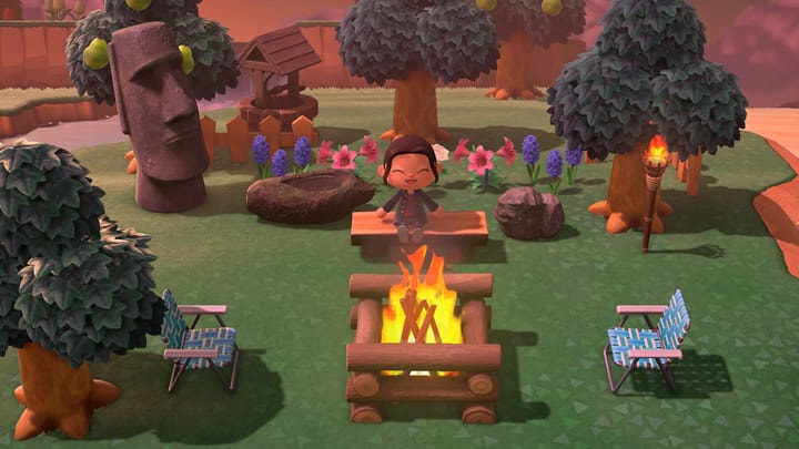 Explore your island — Animal Crossing™: New Horizons for ...